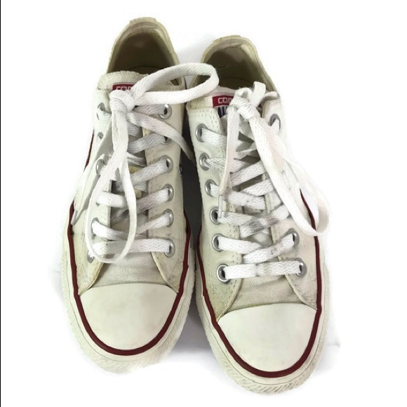 ffdc552f59182f Converse Shoes - Converse All Star Off White Sneakers
